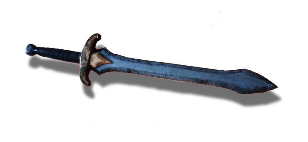 Konstruktion und Bau eines Larp Schwertes – Teil 1